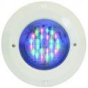 PUNTO DE LUZ PAR56 LEDS RGB V2. FIJACIÓN STD, EMBELLECEDOR ABS