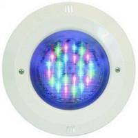 PUNTO DE LUZ PAR56 LEDS RGB V2. FIJACIÓN STD, EMBELLECEDOR INOX