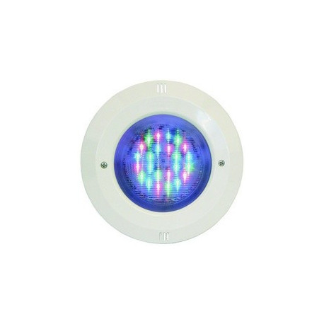 PUNTO DE LUZ PAR56 RGB V2 DMX. FIJACIÓN STD, EMBELLECEDOR INOX