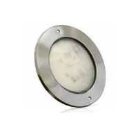 PROYECTOR LED 1.11 BLANCA EN ACERO INOXIDABLE D.250