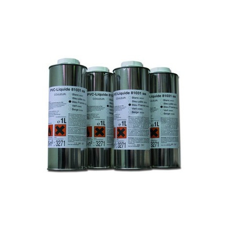 PVC LIQUIDO AK GRIS OSCUR(BOTES 1 LITRO)