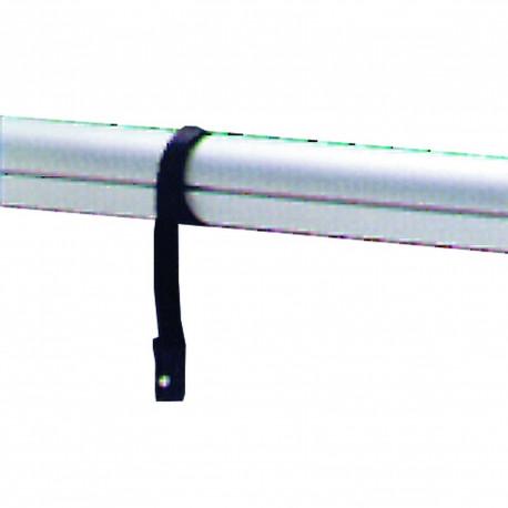 TUBO ENROLLADOR ALUMINIO Ø100mm FIJO 4,5 m