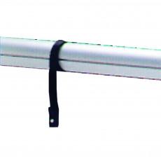 TUBO ENROLLADOR ALUMINIO Ø100mm FIJO 6,6 m (INCLUYE 2 CINTAS)