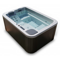 OCEAN 40 Mueble Creek + Jets inoxidables + Barra Inoxidable + Lumiplus + Cubierta