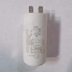 Condensador eléctrico para bomba de piscina. 12 Microfaradios 0,5 CV a broche. Astralpool