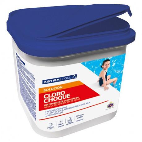 Tabletas de Cloro Rápido AstralPool