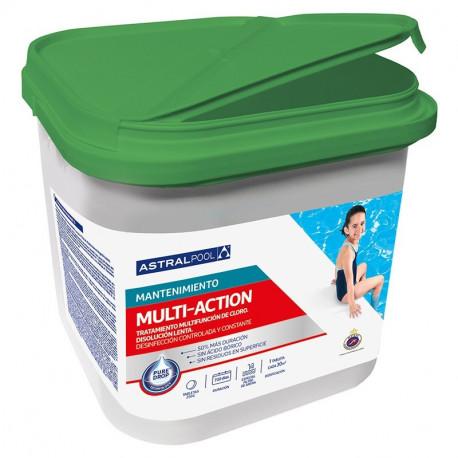Pastillas de Multiacción AstralPool sin ácido Bórico