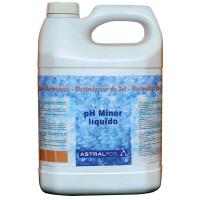 Minorador de pH líquido para electrolisis de sal AstralPool