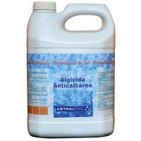 Algicida y anticalcareo electrolisis de sal