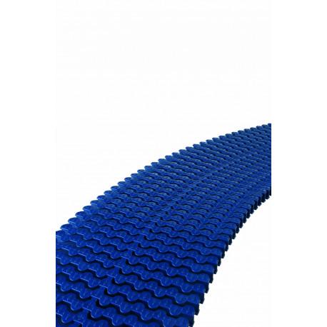 MÓDULO REJILLA TRANSV. PARA CURVAS 335 mm NORMA EN-1345-1 ALTO 22 mm