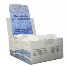Floculante en cartucho para Electrolisis de Sal